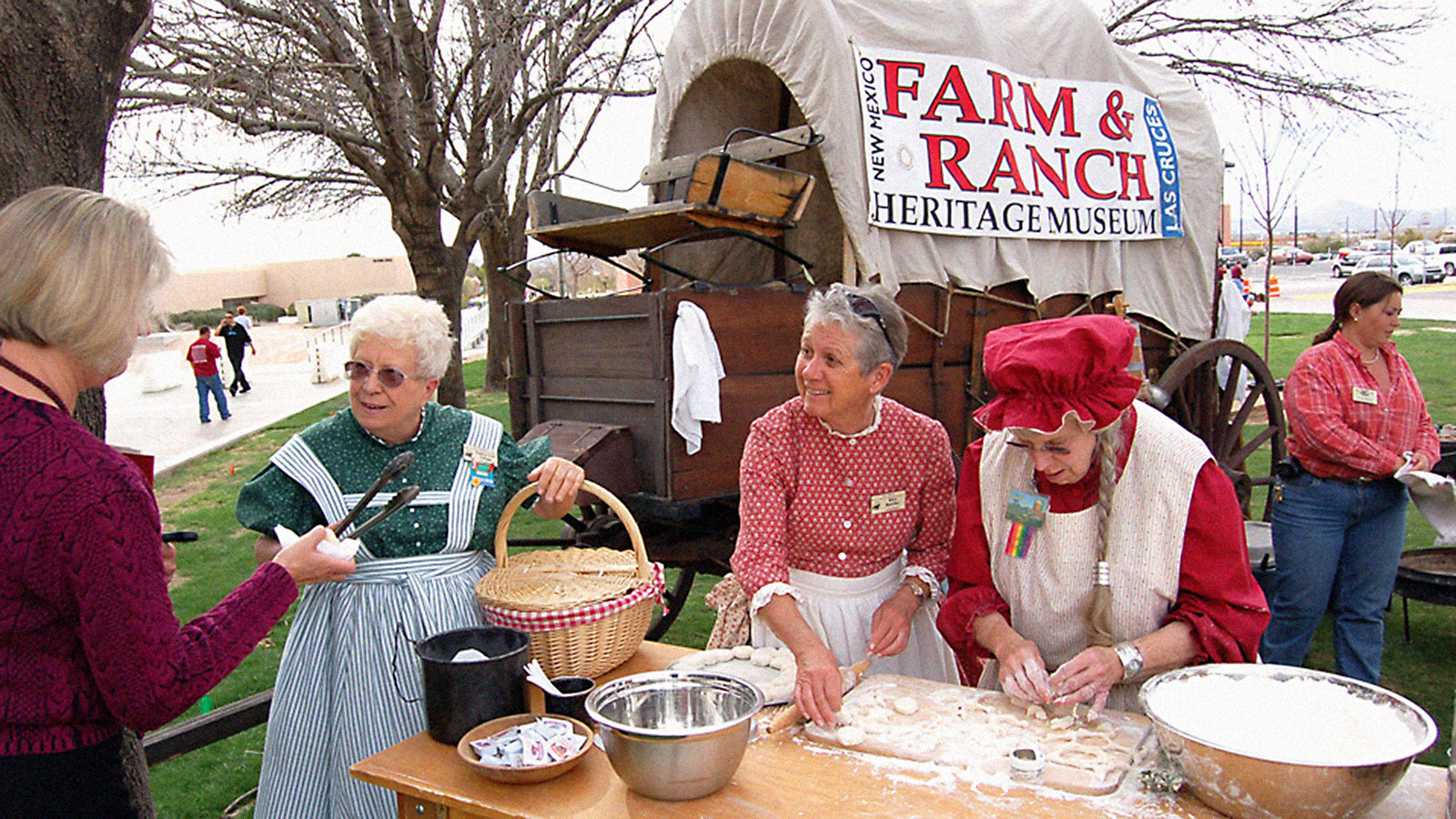 New Mexico Farm & Ranch Heritage Museum